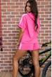 Костюм женский  цвет розовый 180R10-1 стоимость