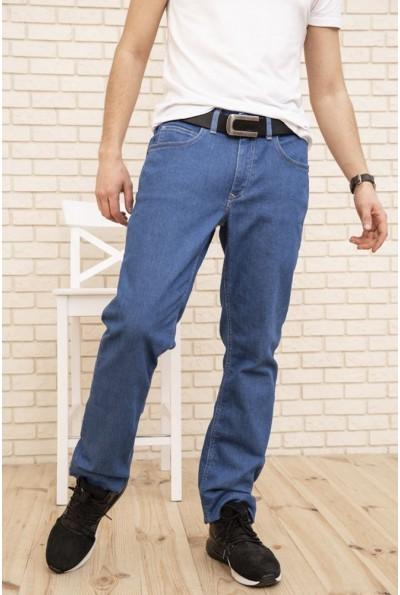 Джинсы мужские 171R005 цвет Синий 53655