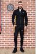 Спорт костюм мужской 154R100-01 цвет Черный стоимость