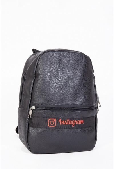 Рюкзак  Instagram 154R003-43-1 цвет Черный 56975