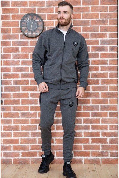 Спорт костюм мужской 154R100-01 цвет Серый