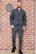 Купить Спорт костюм мужской 154R100-01 цвет Серый