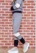 Спорт костюм женский 117R2960 цвет Серый недорого