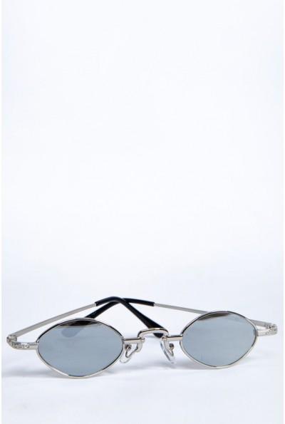 Очки женские  солнцезащитные   цвет зеркальный 154R9941 62140