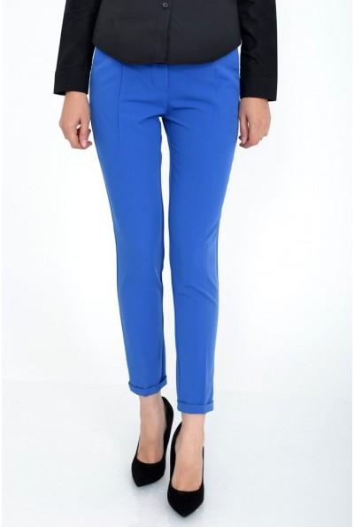 Женские брюки цвета электрик 115R48-26