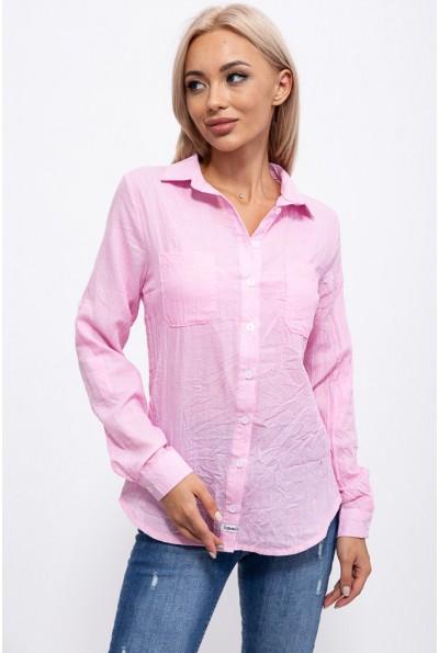 Рубашка женская 115R341-2W цвет Розовый