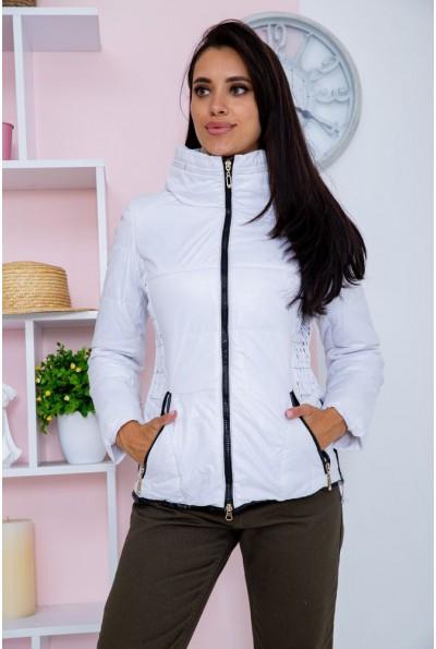 Куртка женская  цвет белый 129R0179 67341