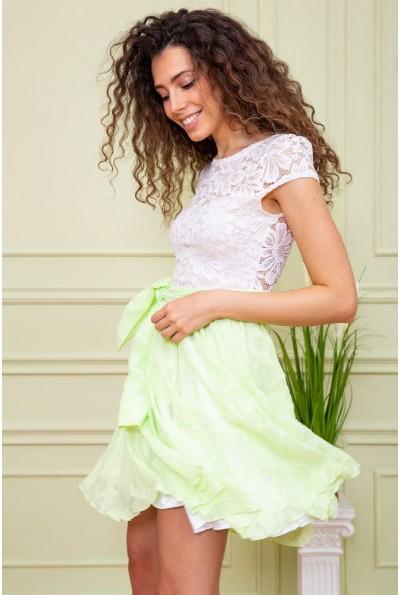 Платье 167R893 цвет Салатовый 59446