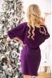 Платье женское 115R169 цвет Фиолетовый цена 649.0000 грн