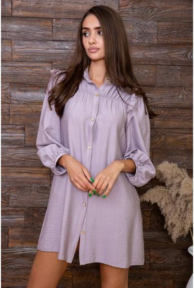 Платье   цвет сиреневый 115R428-4 66376