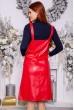 Сарафан 153R1114 цвет Красный скидка