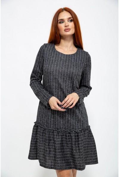 Платье 104R0012S цвет Серый