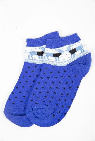 Носки женские 151R019 цвет Темно-синий