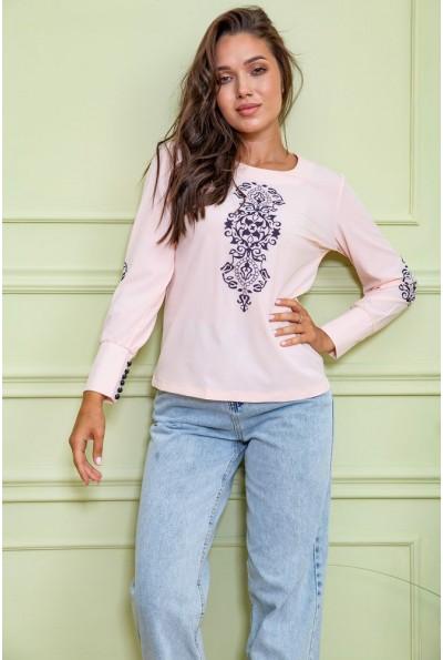 Блуза жен. цвет персиковый 172R1290 61659