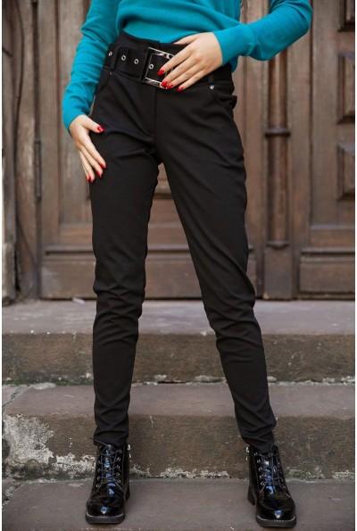Брюки женские 119R131-1 цвет Черный