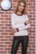 Купить Свитер женский  цвет светло-бежевый 131R9022 66509
