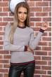 Купить Свитер женский  цвет бежевый 131R9022 66497