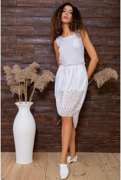 Платье  цвет белый 167R3-7 62937
