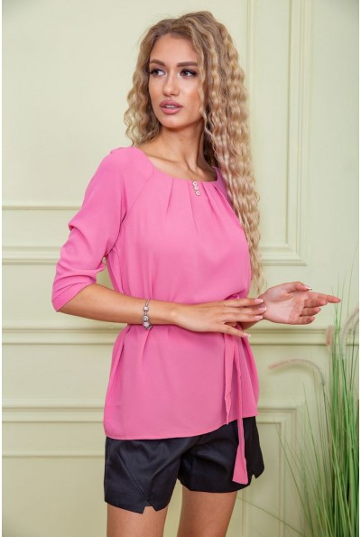 Блуза  цвет розовый 172R1-1 61518
