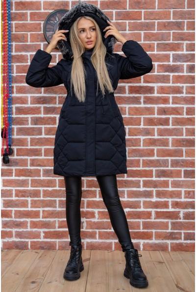 Куртка женская  цвет черный 131R998 67610