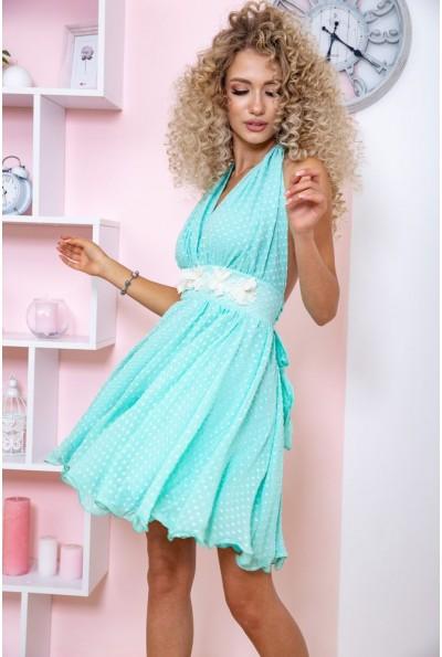 Платье  цвет мятный 167R892 59292
