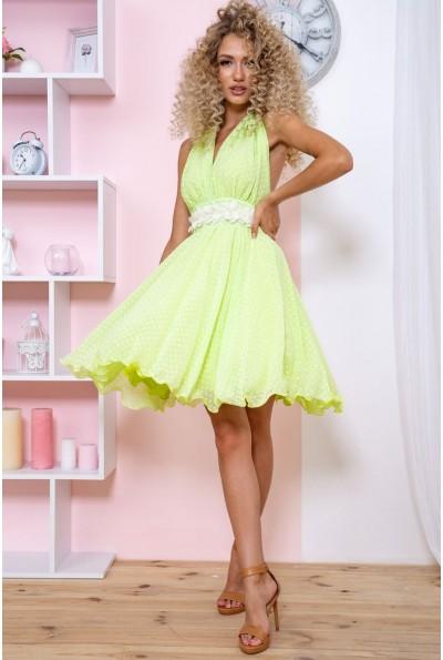 Платье 167R892 цвет Салатовый 59296