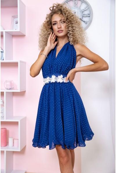 Платье  цвет синий 167R892 59300