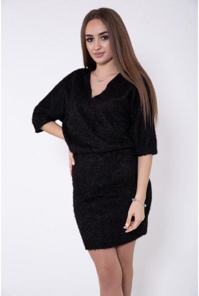 Платье женское 115R345 цвет Черный