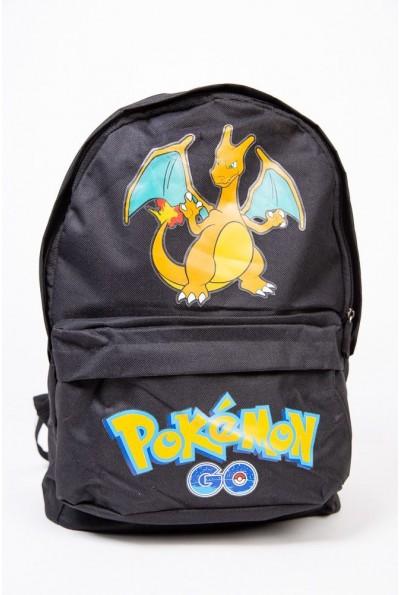 Рюкзак Pokemon Go Dragonite цвет Черный 154R003-41-3
