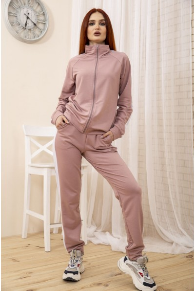 Спорт костюм женский 103R240 цвет Пудровый