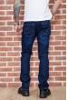 Джинсы мужские  на флисе  цвет темно-синий 129R3024 цена 1349.0000 грн