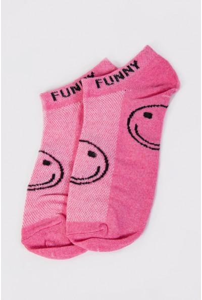 Носки женские короткие  151R103 цвет Розовый 56898