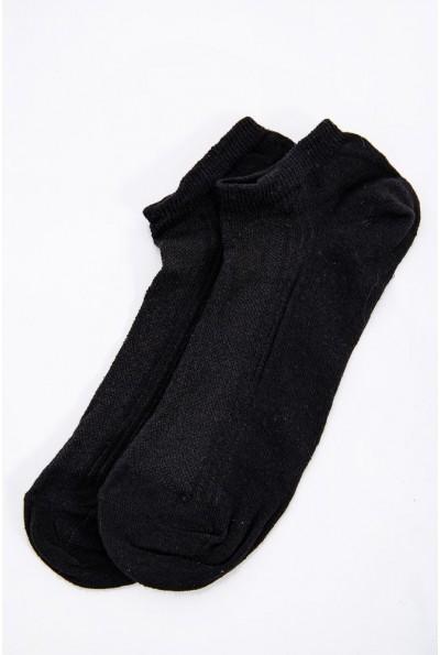 Черные мужские носки короткие 131R1260 60334