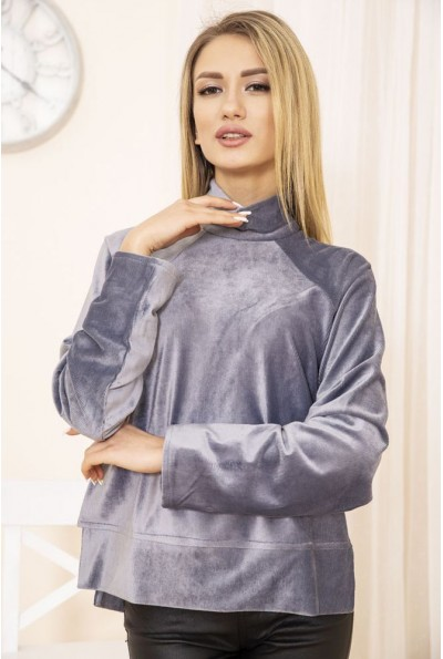 Кофта женская 115R388-2 цвет Серый