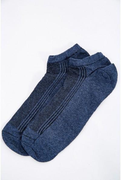 Синие мужские носки короткие 131R1260 60332