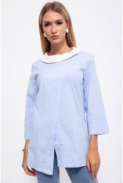 Блуза женская 115R2891 цвет Голубой