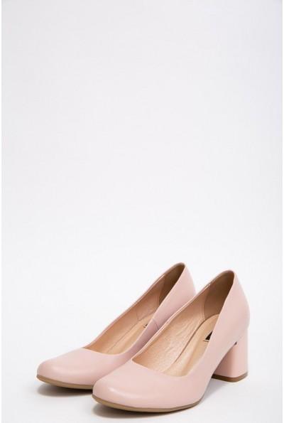 Туфли женские 148R001 цвет Пудровый