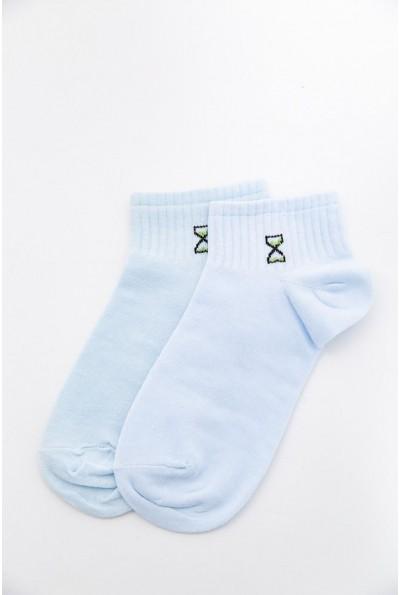 Носки женские 151R2208-1 цвет Голубой