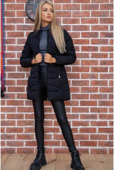 Куртка женская  цвет черный 131R2662 67526
