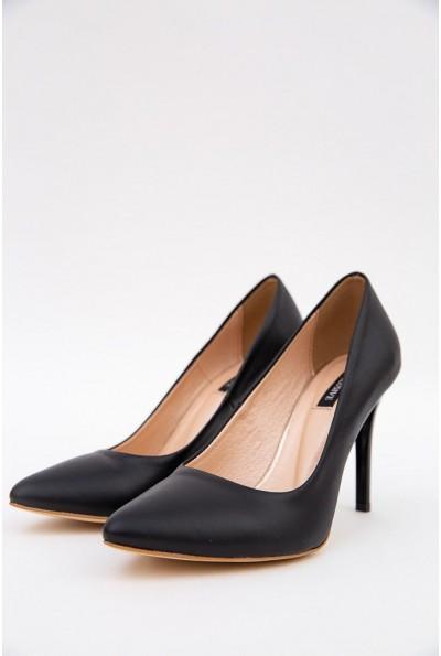Туфли лодочки на шпильках 148R003-1 цвет Черный