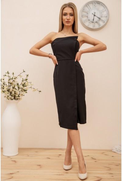 Платье 167R1811 цвет Черный 56417