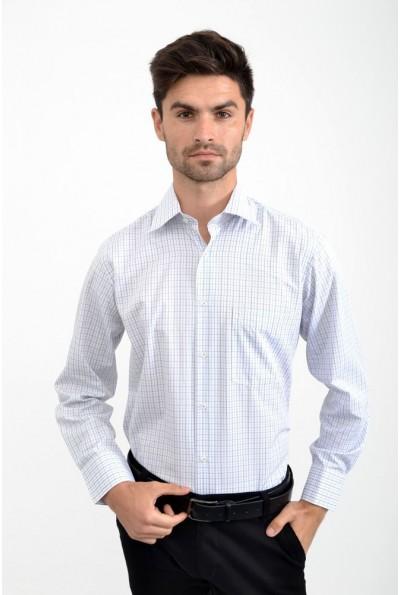Рубашка 113RPass008 цвет Белый