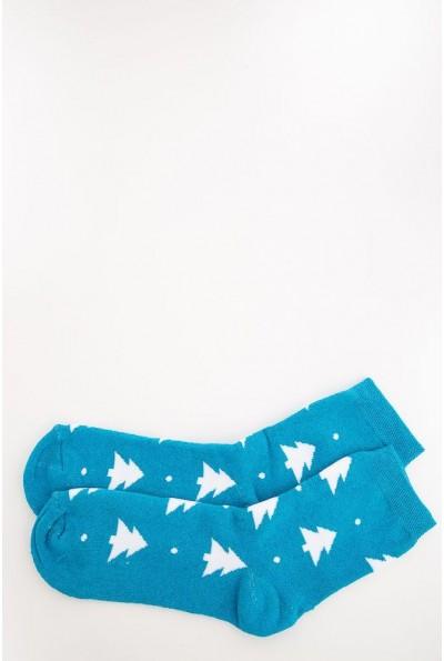 Носки женские 131R719-2 цвет Голубой 40996