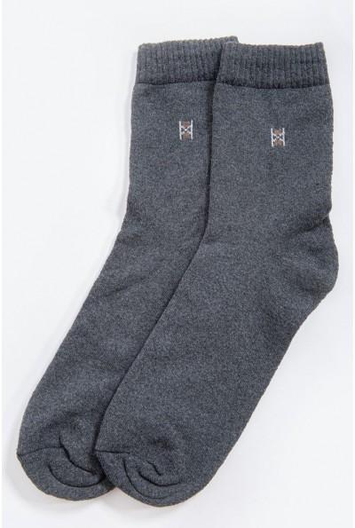 Носки мужские теплые 151R6002 цвет Серый 42946