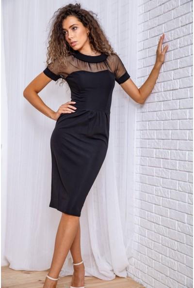 Платье 150R455 цвет Черный