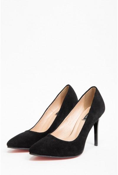 Туфли лодочки на шпильках 148R004 цвет Черный
