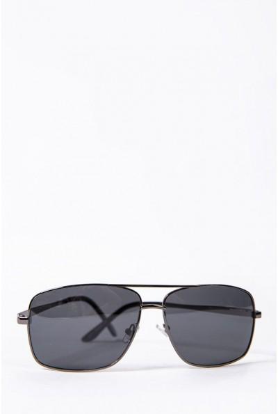 Очки  мужские  солнцезащитные 154R9918 цвет Черный 52704