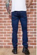 Джинсы мужские на флисе   цвет темно-синий 129R2098 цена 1349.0000 грн