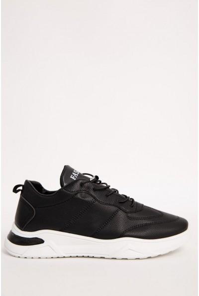 Кроссовки мужские 129RR211020-5 цвет Черный