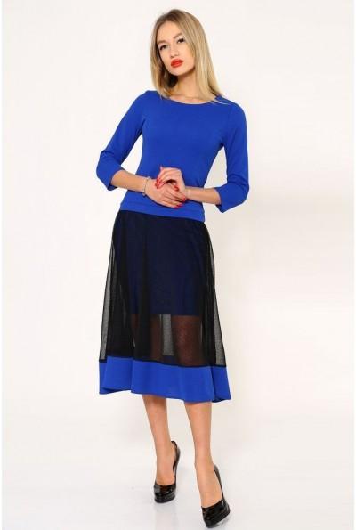 Платье женское 119R461 цвет Электрик